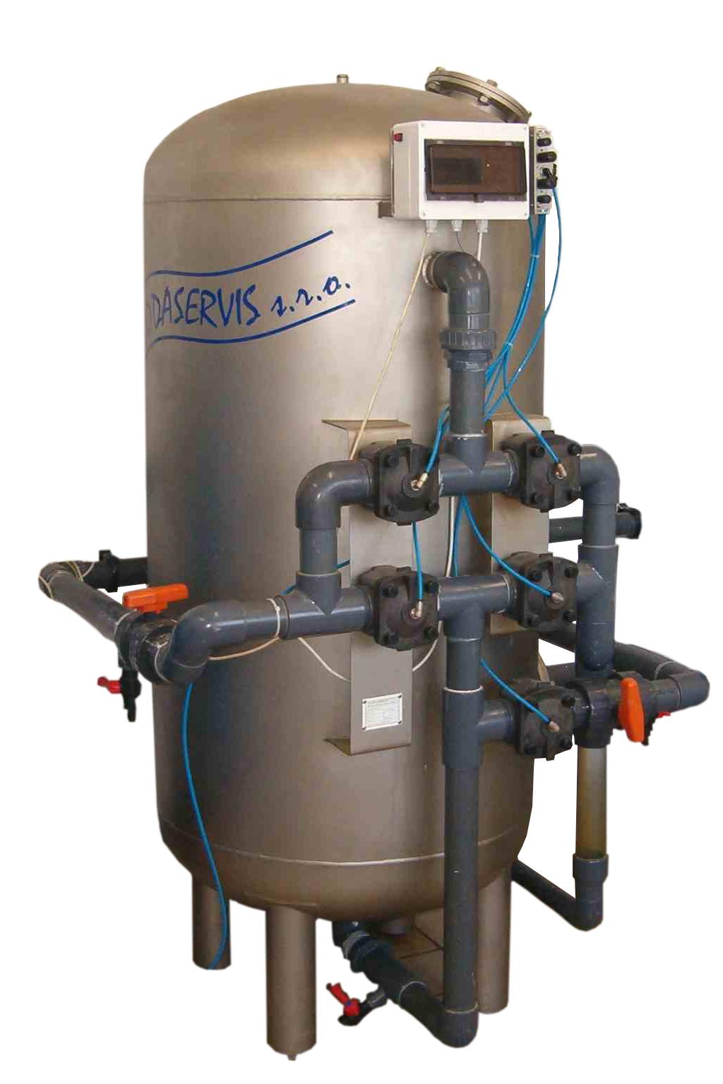 Technologie úprava vody - VODASERVIS s.r.o.
